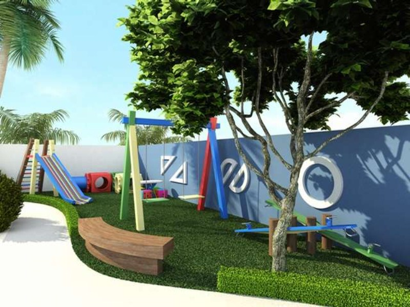 playground/ Lazer