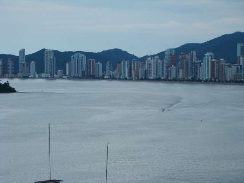 Vista da Ilha e centro