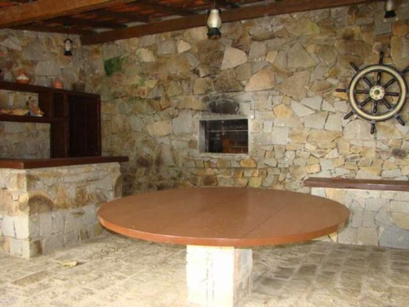 Area para churrasco