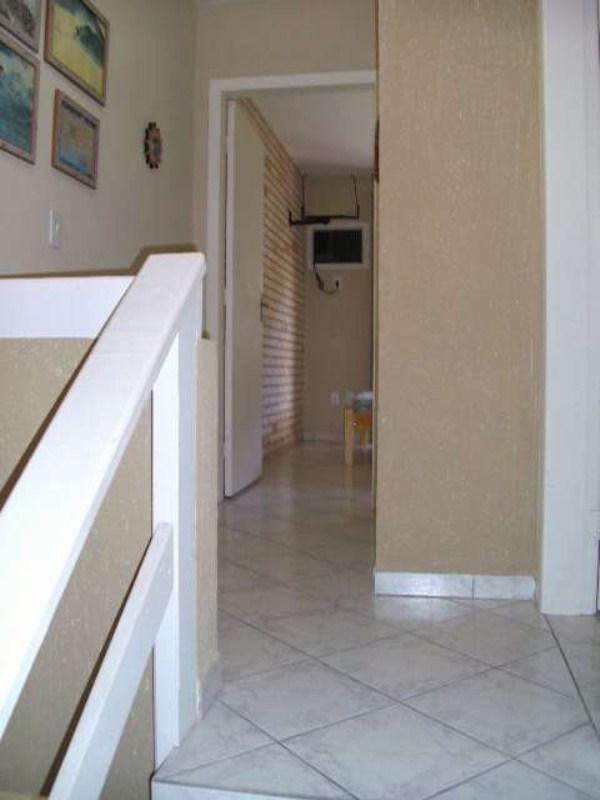 escada e corredor