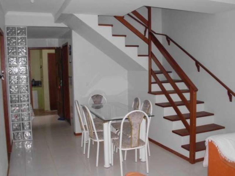 sala de jantar/ escada