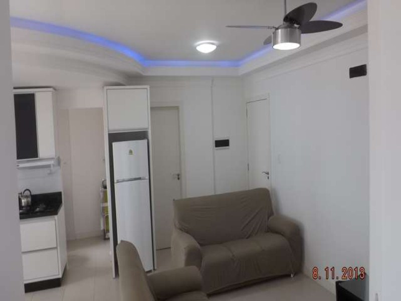 sala estar/cozinha integrada