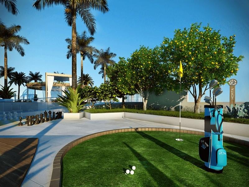 Mini Golf - Pomar
