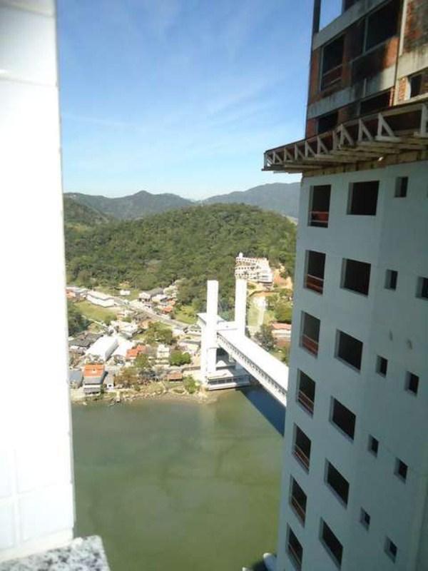 Vista dos dormitórios