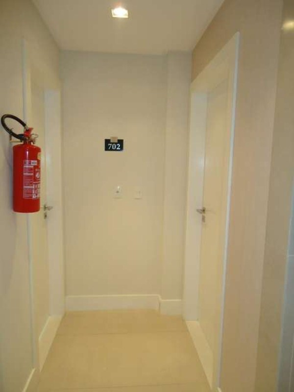 Hall de entrada apartamento