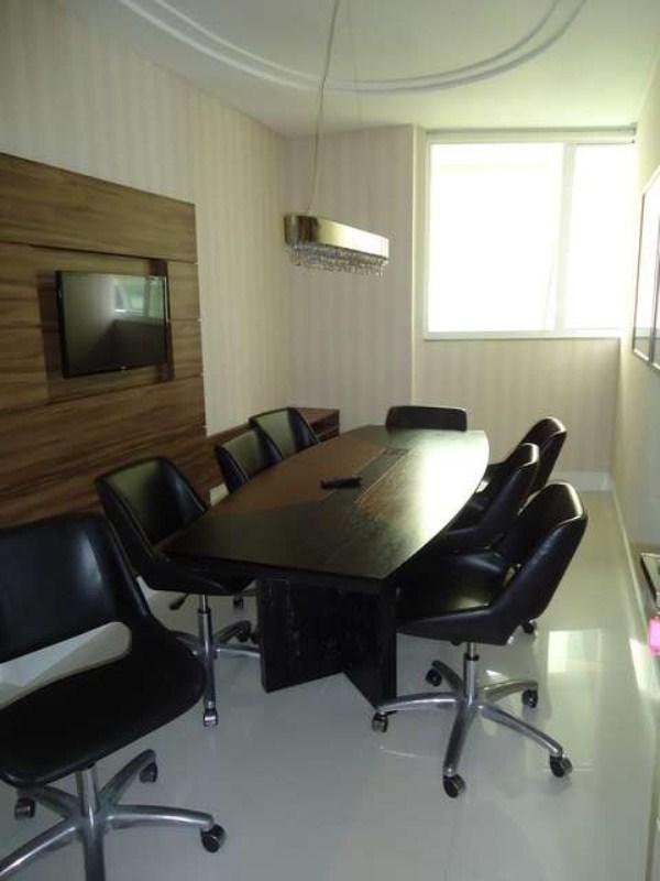 Sala de Reuniões condominio