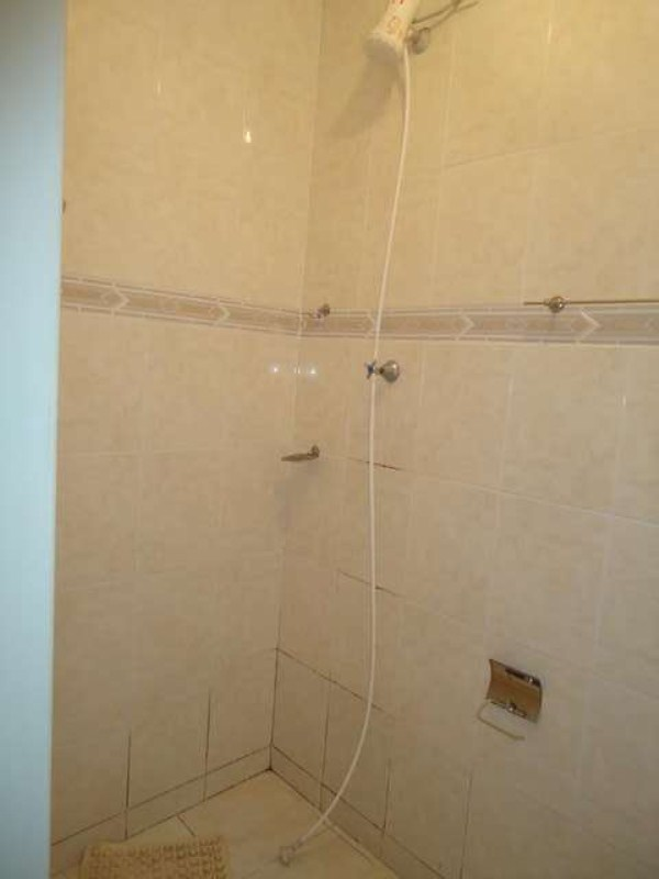 Banheiro dependência