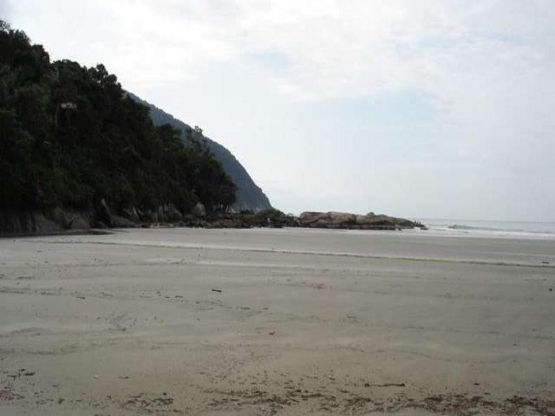 Cantinho da Praia de Iporanga