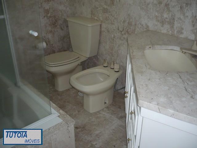 Banheiro da Suite 1