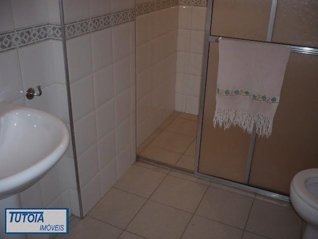 Banheiro dos quartos 2 e 3