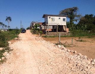 Comprar, terreno no bairro são cristovão na cidade de barra velha-sc
