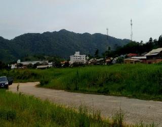 Comprar, terreno no bairro centro na cidade de ilhota-sc