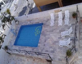 Alugar, apartamento no bairro astúrias na cidade de guarujá-sp