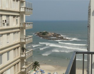 undefined, apartamento no bairro pitangueiras na cidade de guarujá-sp