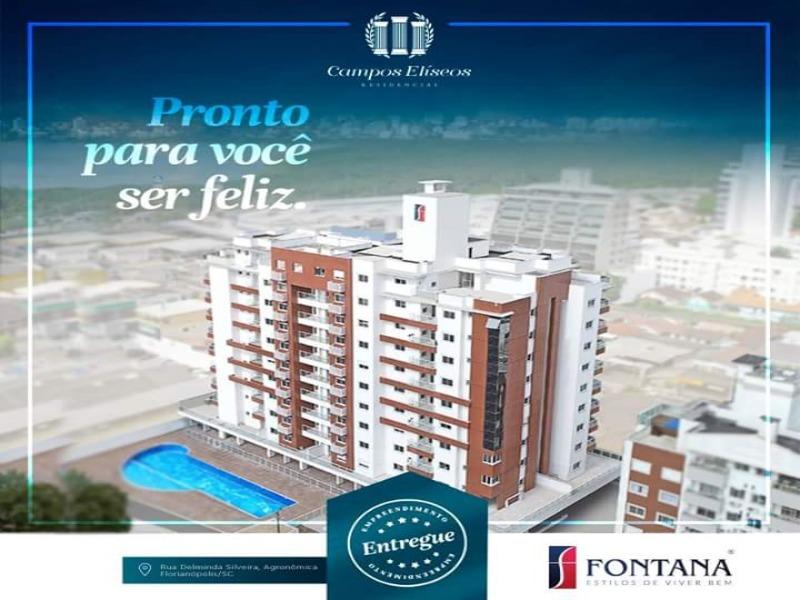 Residencial CAMPOS ELÍSEOS - Rua Antônio Carlos Ferreira no