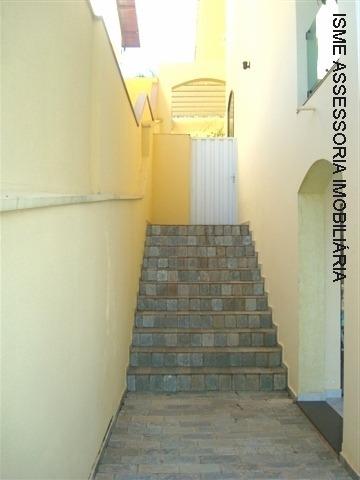 Escada de Saída Lateral
