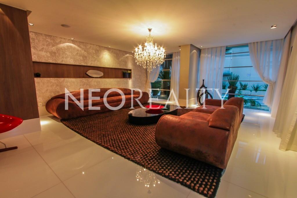 Apartamento Mobiliado e Equipado no Ed. Garden Plaza - 03 Suítes e ... 2896a94dcc51e