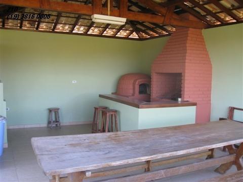 Área de churrasco II