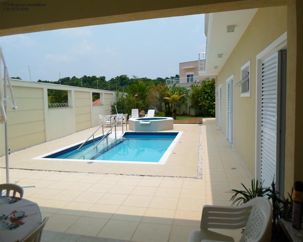 piscina/jardim