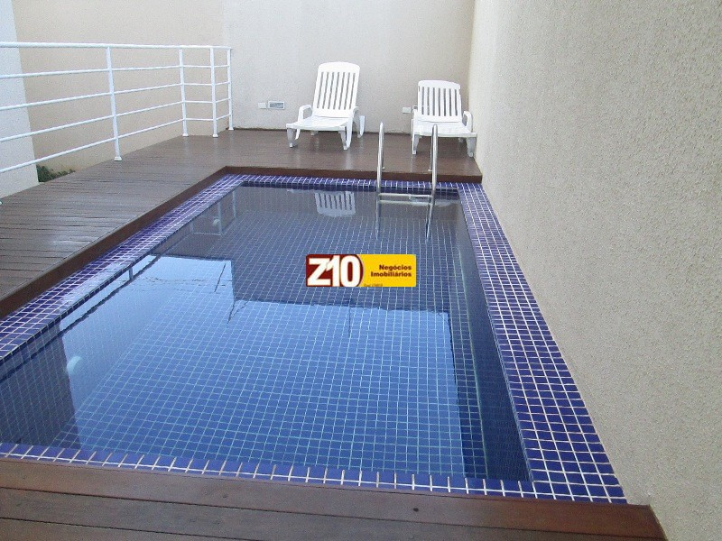 Piscina do condomínio