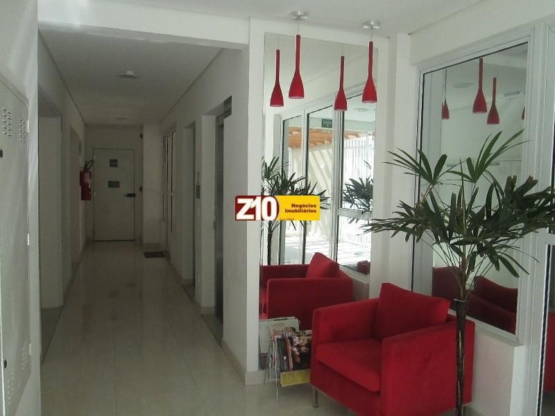 Hall de entrada condomínio