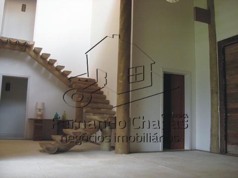 Escada para a suíte 2