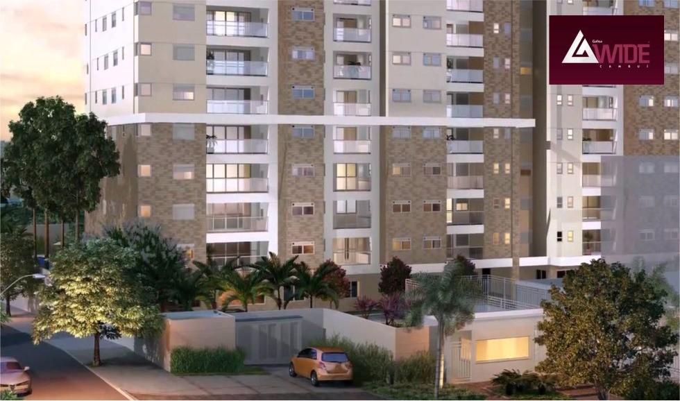 comprar ou alugar apartamento no bairro cambui na cidade de campinas-sp