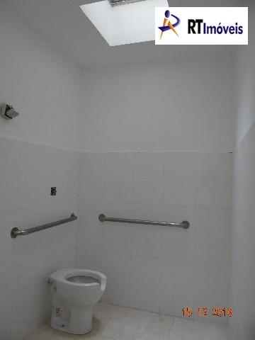 Banheiro para deficiente