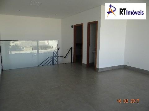 Interior da sala 4 - mezanino