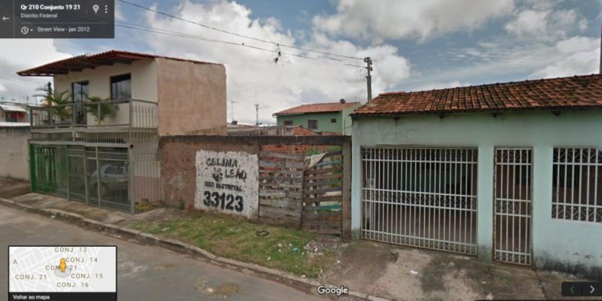 comprar ou alugar terreno no bairro samambaia norte na cidade de samambaia-df